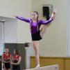 Gymnastické závody Dua Trojboj v Milevsku 2019