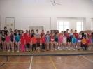 Gymnastika - Volyně